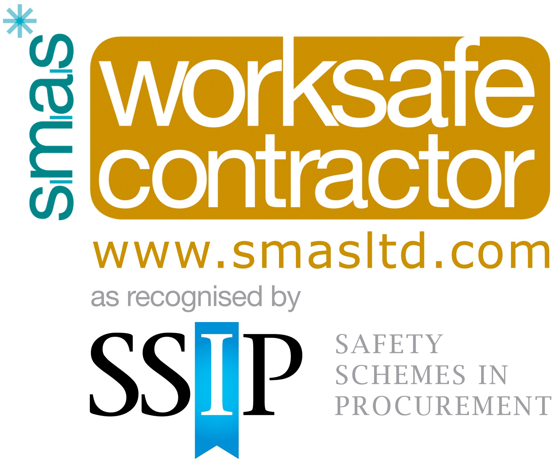 At William Abbott Developments we're pleased to be awarded SMAS Worksafe H&S accreditation and meet SSIP Criteria